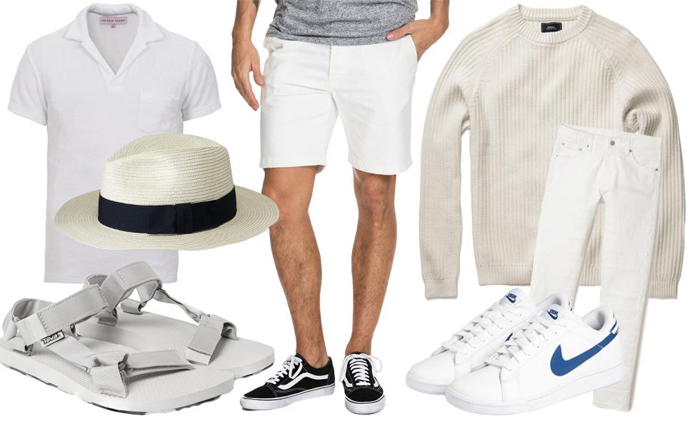 9 vita plagg som garanterat fixar din sommarstil