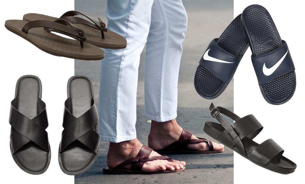 8 stilsäkra sandaler för snygga sommarfötter