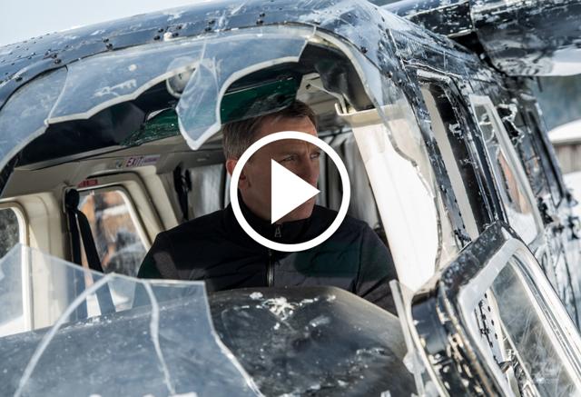 Kolla in nya trailern för James Bond-filmen Spectre