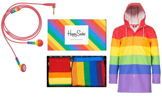 De snyggaste prylarna du kan bära med Pride