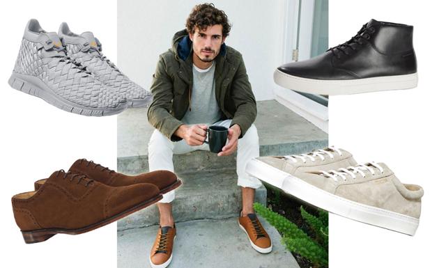 5 praktiska par skor som är helt rätt i höst