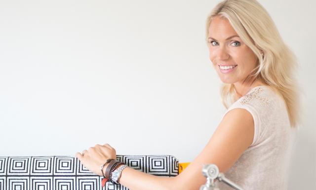 Inredaren och tv-profilen Andrea Brodin är ny bloggare på Metro Mode