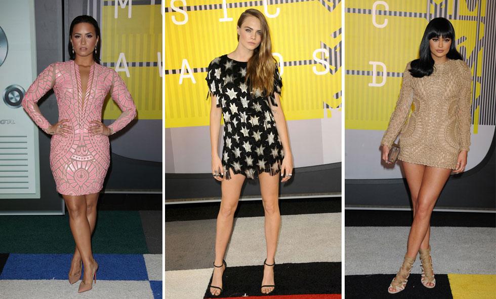 Stjärnorna som stack ut mest på MTV-galan 2015