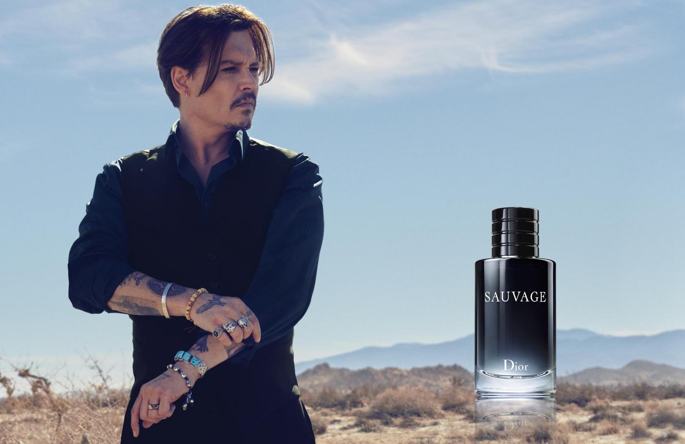 Nu släpps Johnny Depp och Diors hyllade parfymsamarbete