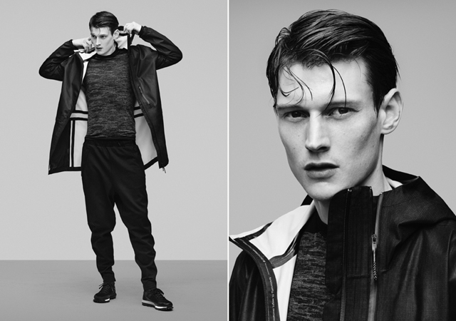 9 bilder på Adidas sprillans nya och lyxiga träningskollektion