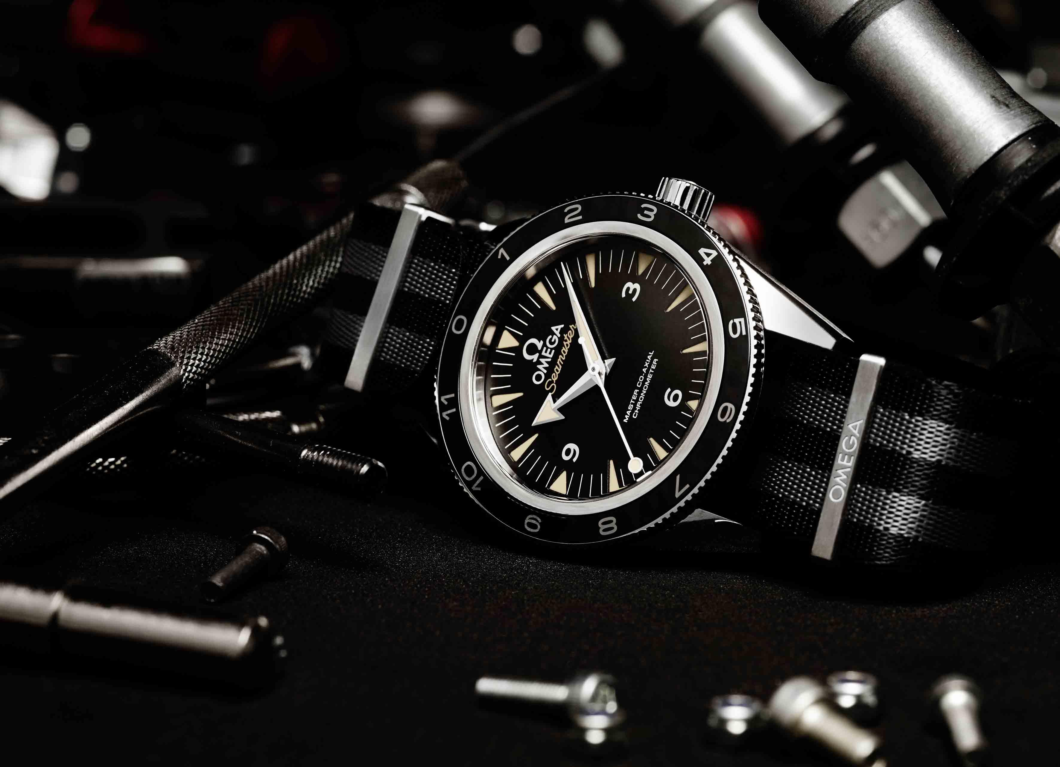 The OMEGA Seamaster 300 Bond