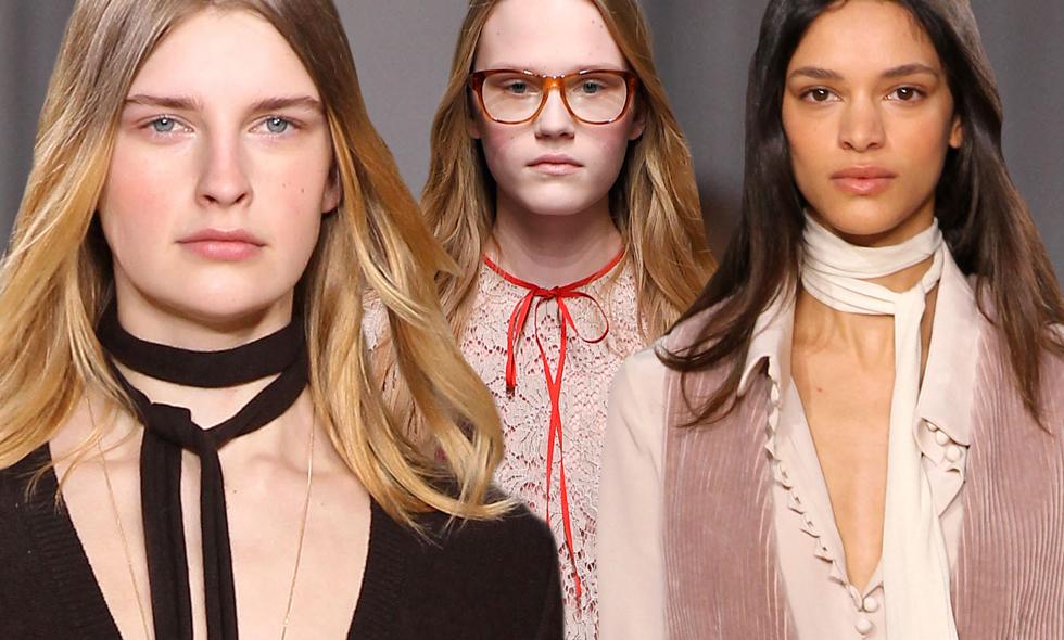 Trend – den iögonfallande scarfen