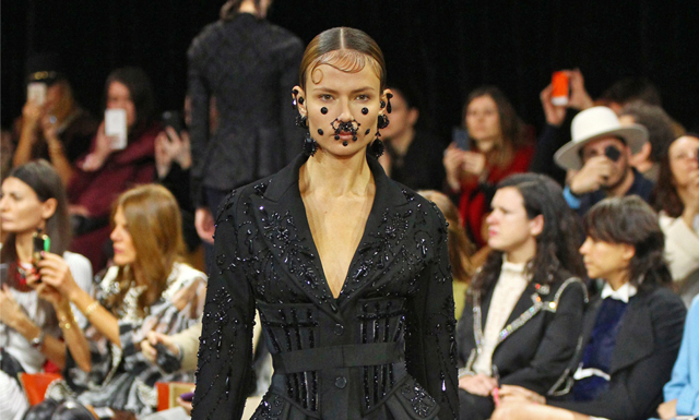 Höstens största trend: Glammig Goth