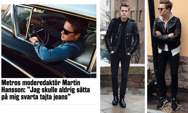 Martin Hansson: