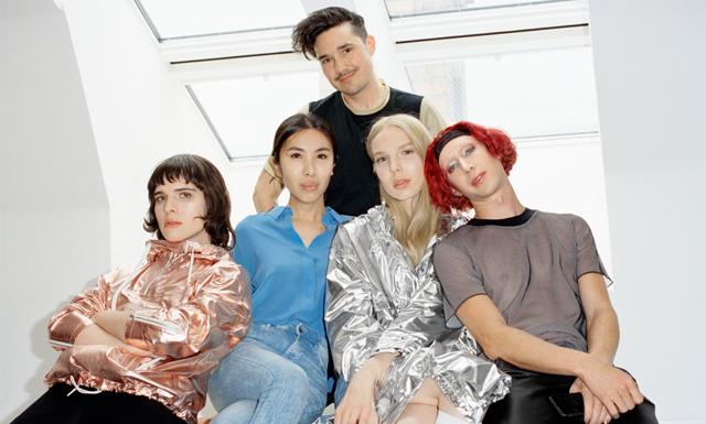 Världens första modekampanj av och med transpersoner