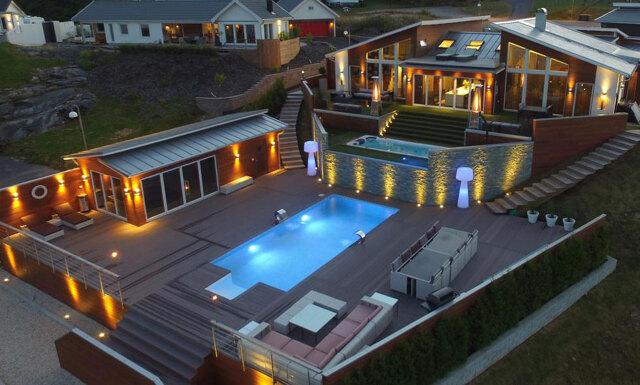 Svenska poolvillan i Uddevalla alla pratar om just nu