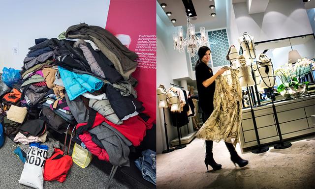 Återwin-win är kampanjen där du gör en god gärning och få rabatt när du shoppar