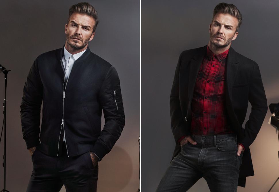 De 5 bästa köpen från David Beckhams kollektion för H&M