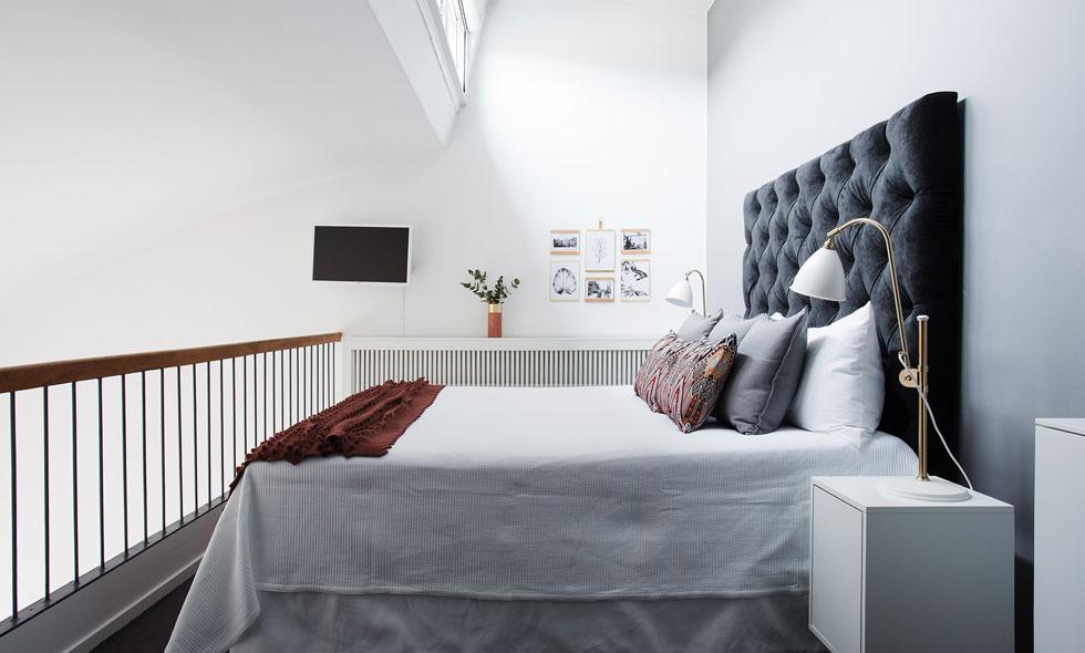 Nu säljer Blondinbella sin etagevåning på Kungsholmen