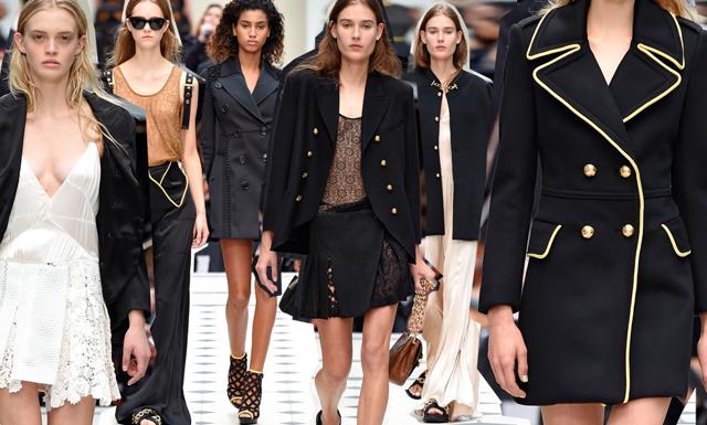 Caroline Sandström listar höjdpunkterna från Londons modevecka