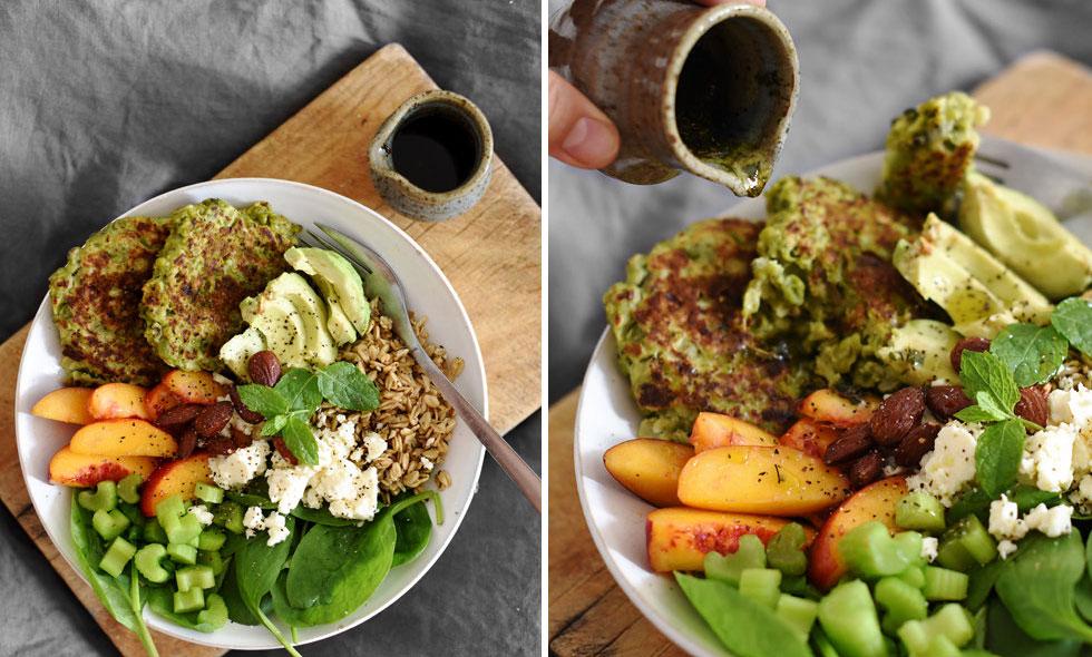 Flora-Wistrom-Lunchbowl-ärtbiffar-bästa-matbloggarna-matblogg