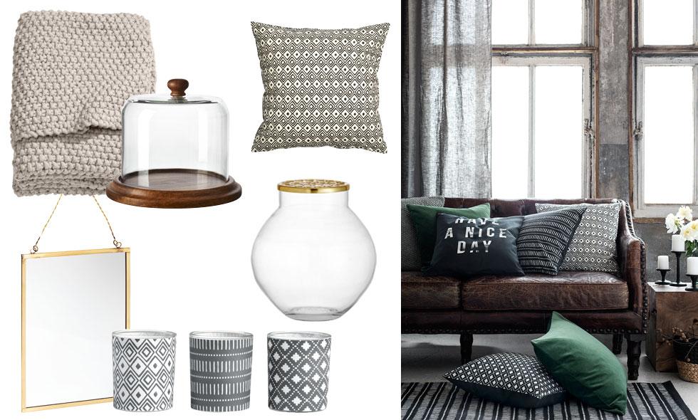 De 10 bästa nyheterna från H&M Home AW15