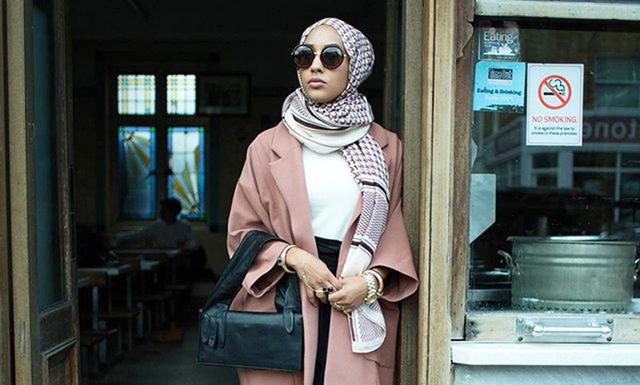 H&M gör viral succé med sin modell i slöja och andra coola stilrebeller i sin nya kollektion