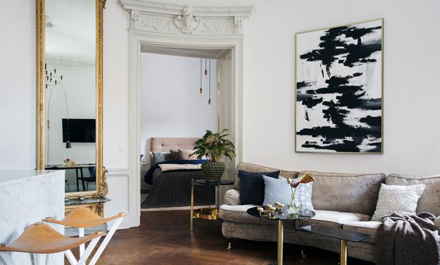 Petra Tungården säljer sin lägenhet: