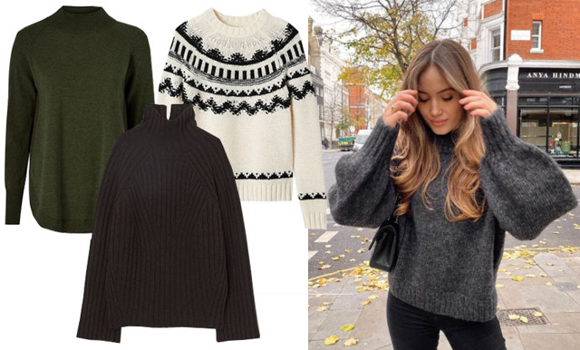 18 varma och stilrena ulltröjor under 900 kronor