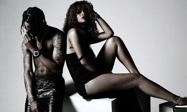 Så ser Rihannas första design för Puma ut