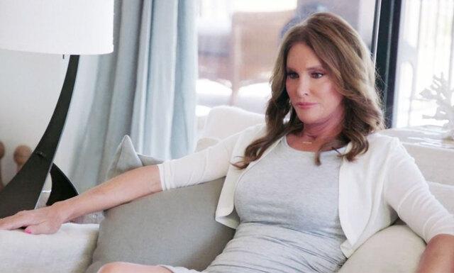 Stelt när Caitlyn möter ex-frun Kris Jenner för första gången