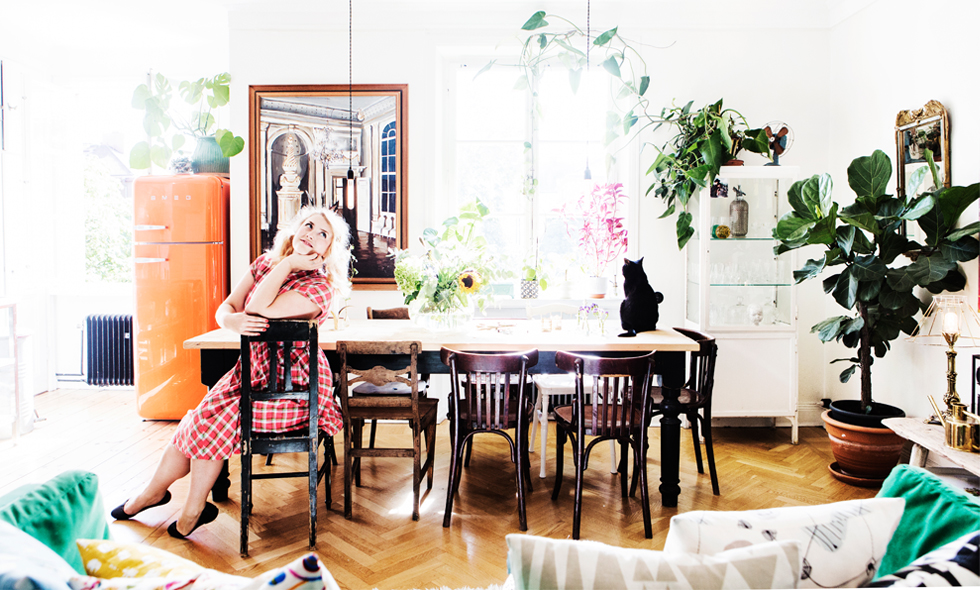 Elsa Billgren vintage
