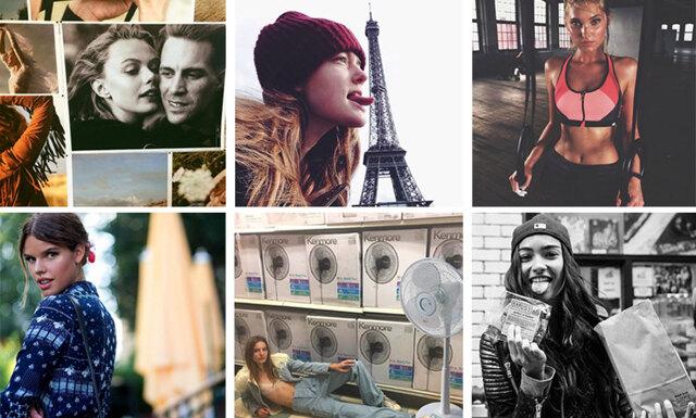 10 hetaste svenska modellerna på Instagram