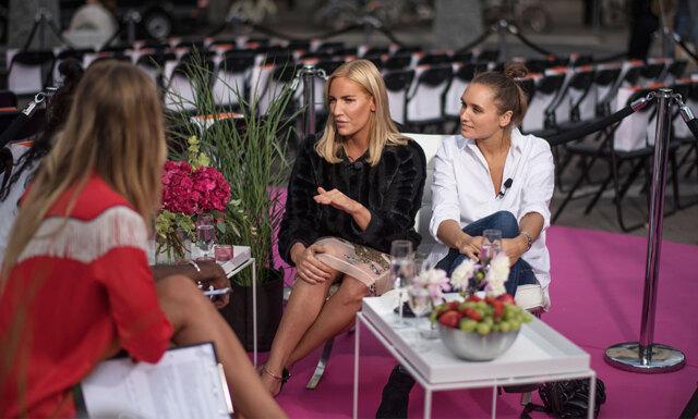 WEBB TV: Modesnack och hemlisar med Petra Tungården och Caroline Sandström