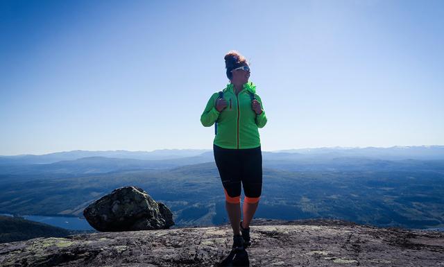 Sara Rönne sprider träningsglädje och älskar lyx