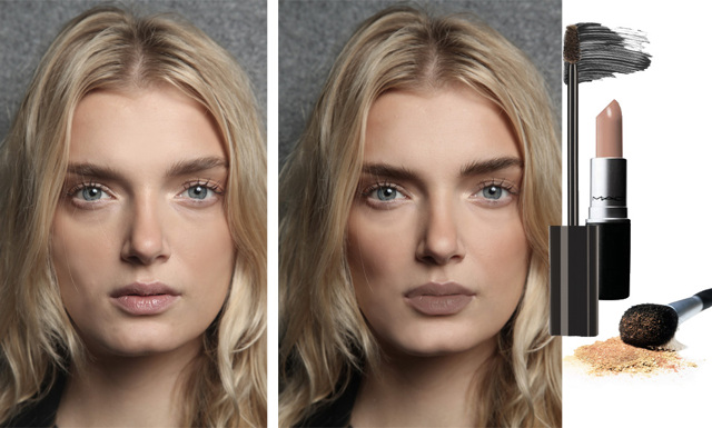 Så fixar du en snygg makeup under 5 minuter