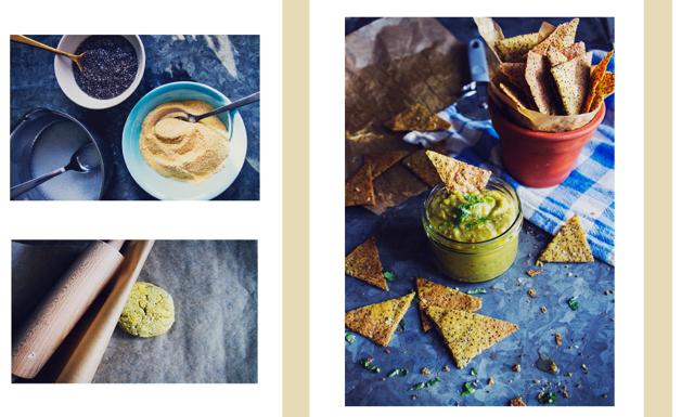 Hannas recepttips: Nyttiga nachos med tillbehör