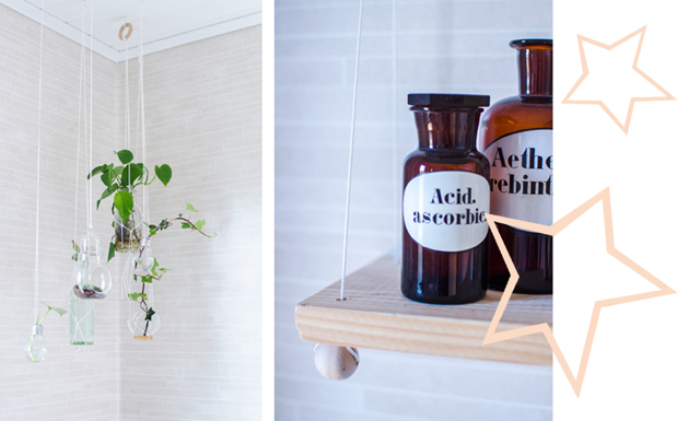 4 DIYs som piffar upp badrummet