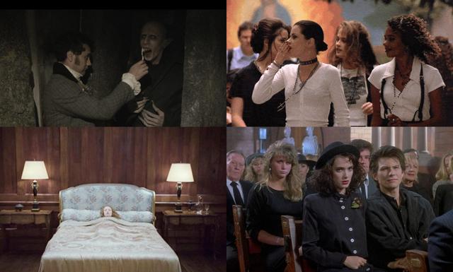 5 kusliga filmer inför Halloween