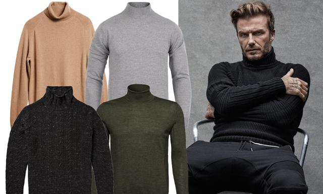 Snygg stil – 5 polotröjor att bära under ditt ytterplagg i höst
