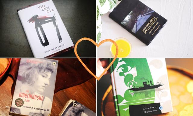 Fyra prosalyriska böcker som får dig att häpna