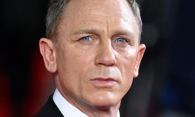 Snyggt! Daniel Craig gjorde stilsuccé på premiären av nya Bondfilmen