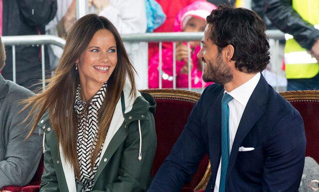 Sofia och Carl-Philip väntar barn – 8 magiska bilder på prinsparet!