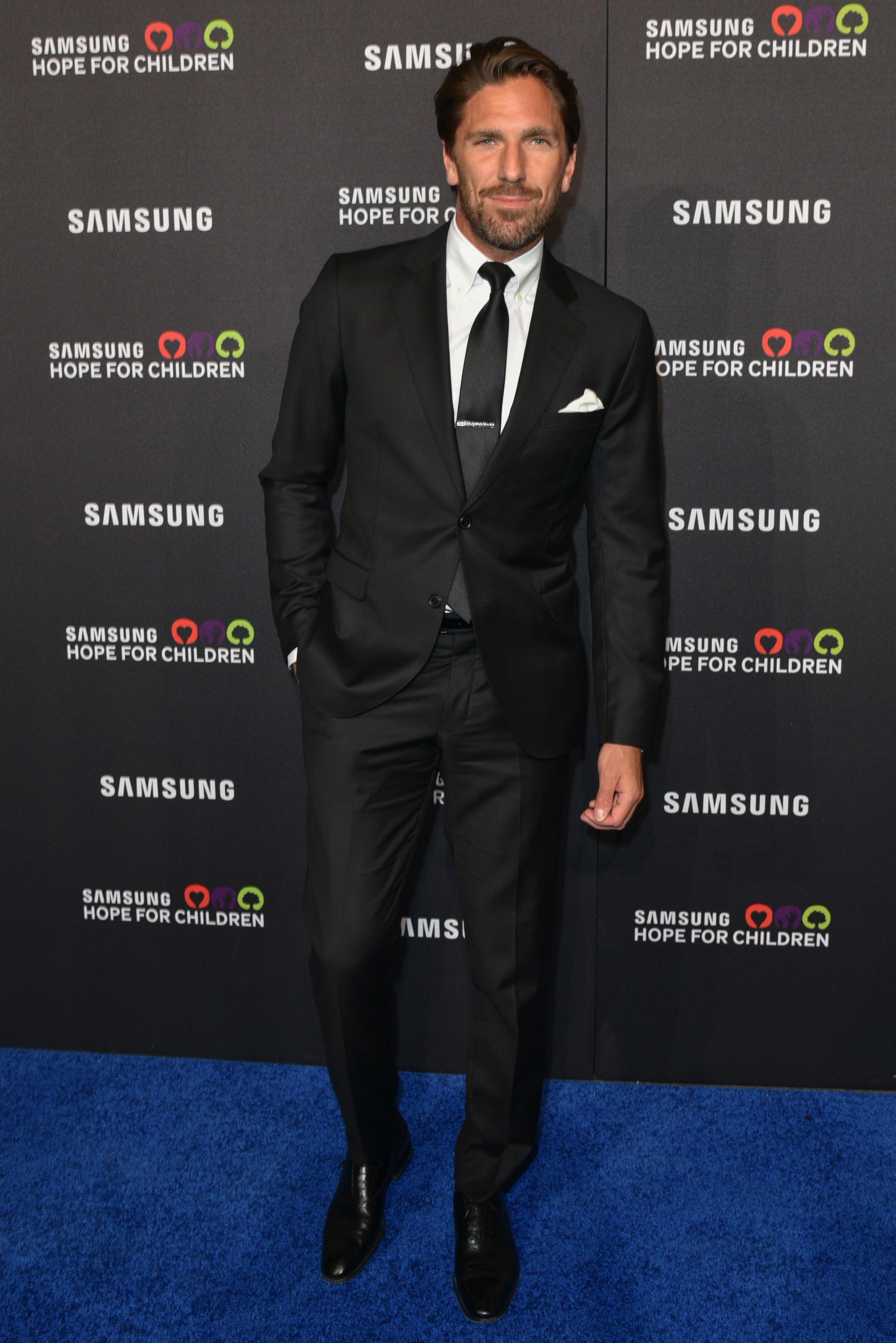 Samsung Hope for Children gala, New York, America - 17 Sep 2015