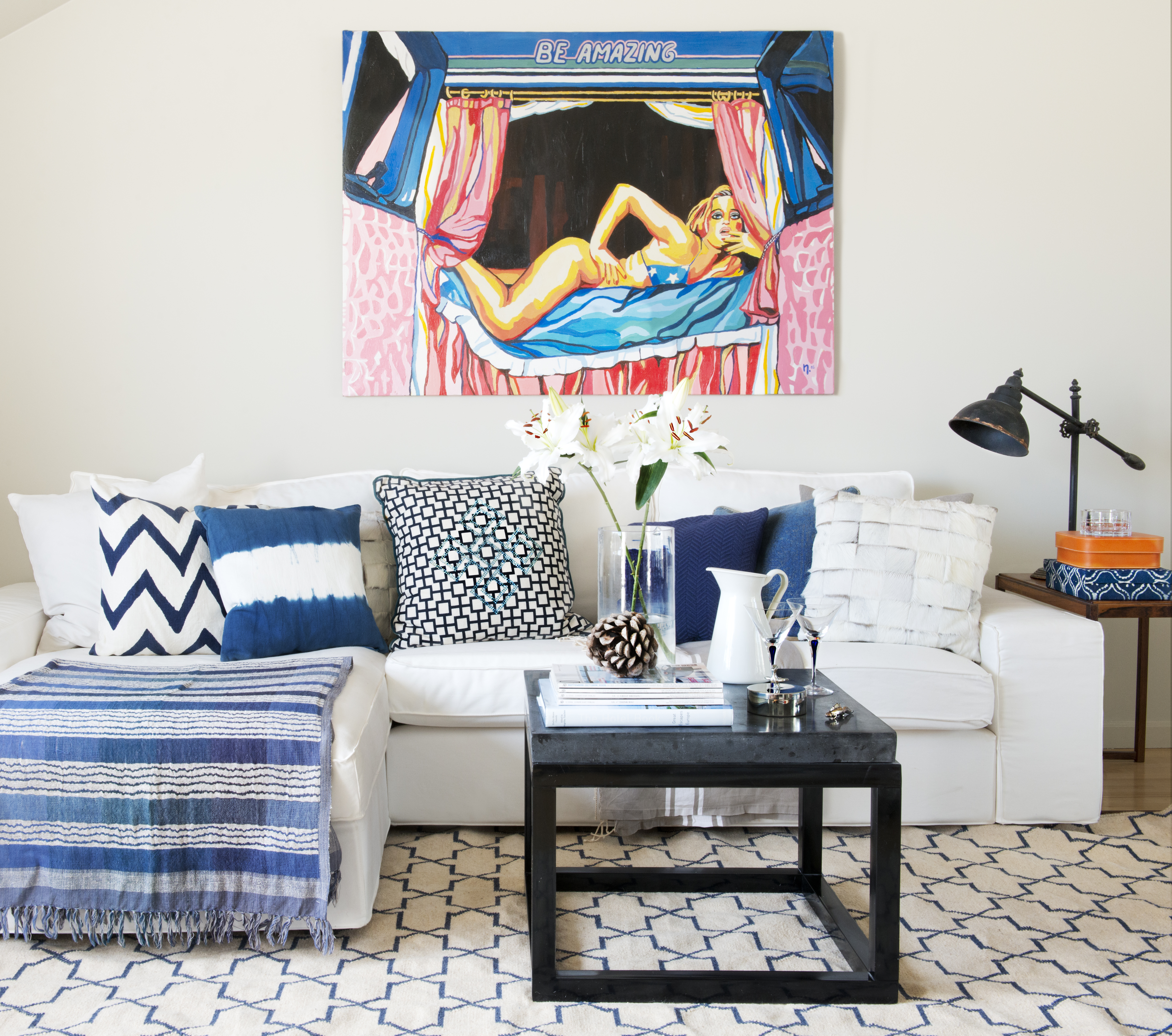 Styla om din soffa Andrea Brodin 3