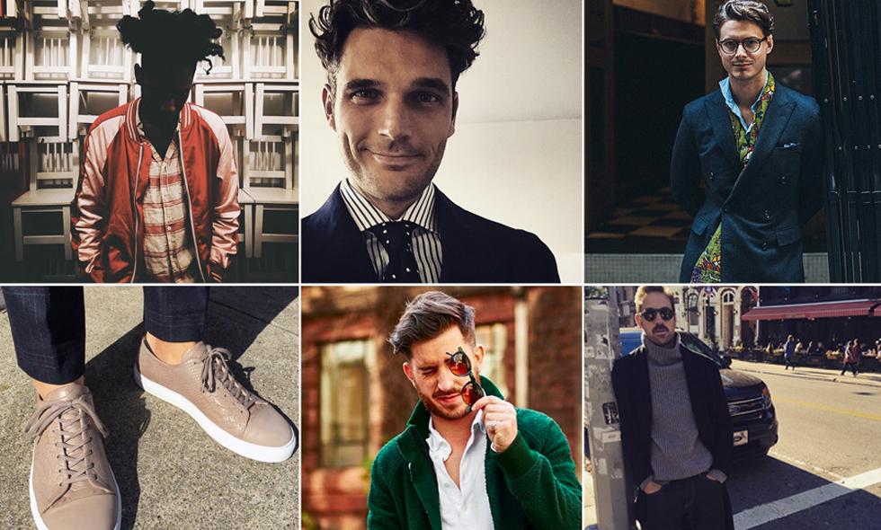6 stilfulla män som du inte redan följer på Instagram