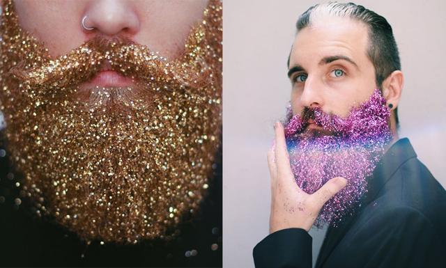 Så blir du julfestens mittpunkt med hjälp av ett glittrande skägg