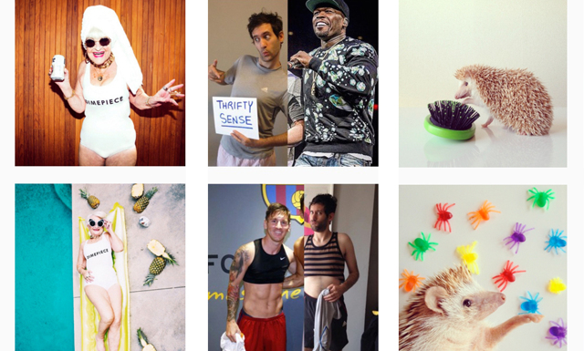 12 Instagram-konton som kommer göra ditt liv lite bättre