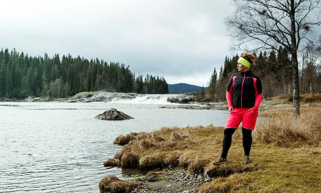 """Veckans Guide med Sara Rönne: """"Så klär du dig för löpning i kylan"""""""