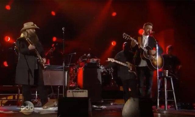 CMA i alla ära men här är klippet med Justin Timberlake som alla pratar om