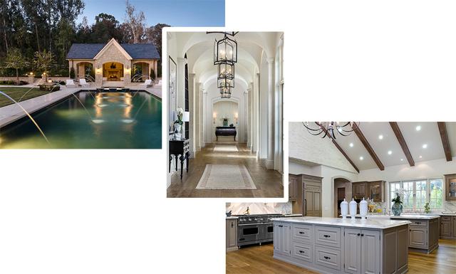 Kim Kardashian och Kanye West har precis köpt den här lyxiga villan