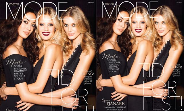 Missa inte Metro Modes nya magasin – här hittar du ditt gratisexemplar!