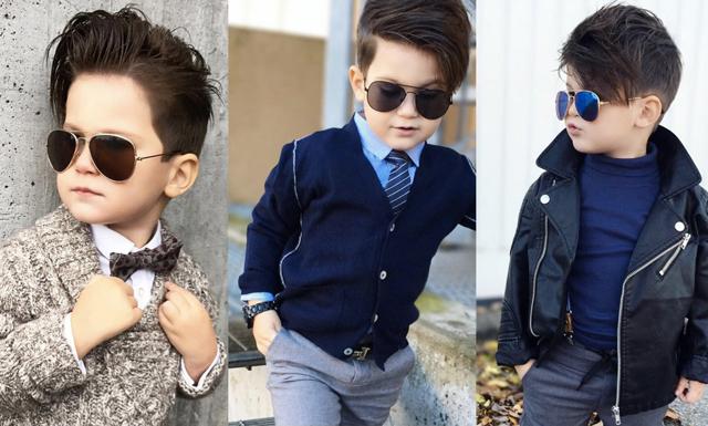 Här är 3-åringen som klär sig bättre än vad du gör