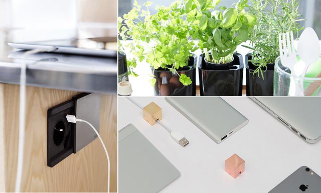 Nya snygga och smarta lösningar för hemmet - 12 köp som förändrar allt!