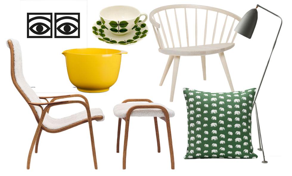 Svenska designklassikerna som håller än idag